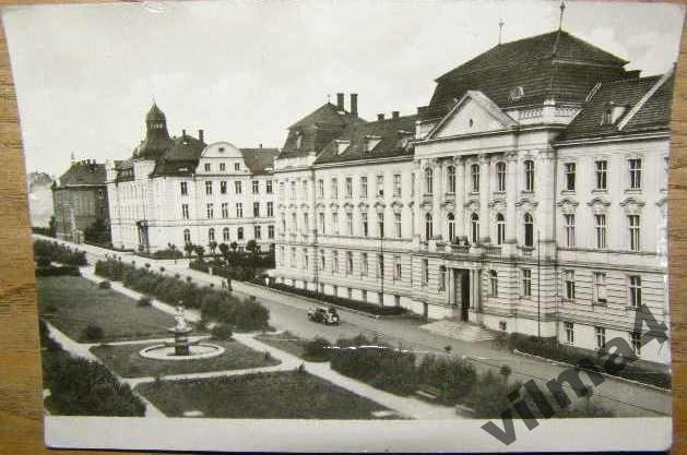 Opava - Bezručovo náměstí