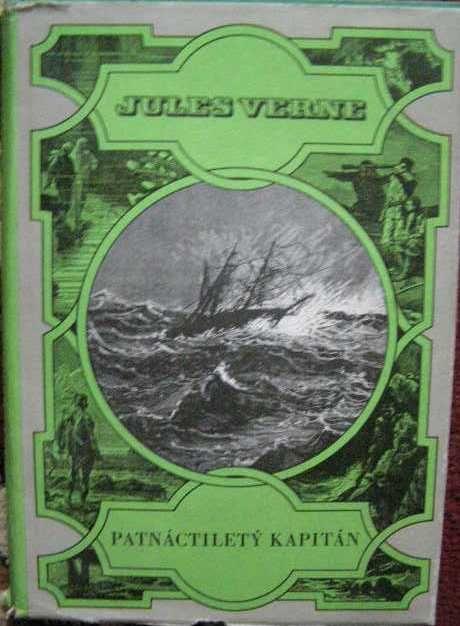 Patnáctiletý kapitán - J. Verne