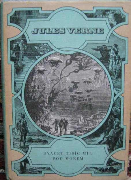 20 000 mil pod mořem - J. Verne