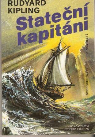 Stateční kapitáni - R. Kipling