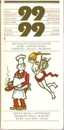 99 specialit sovětské kuchyně - maso
