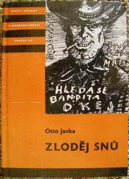 Zloděj snů - O. Janka