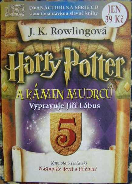 Harry Potter a kámen Mudrců 5