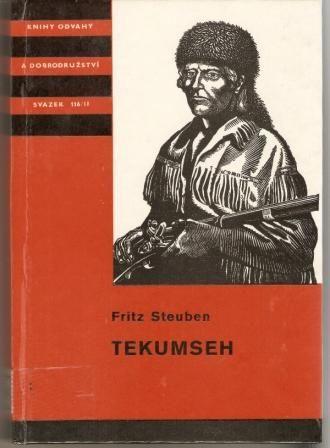 Tekumseh II. - F. Steuben