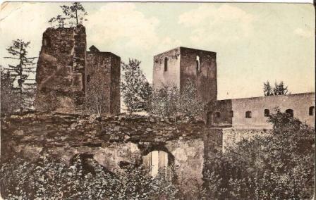 Ruine Pfanberg - Frohnleiten, Steiermark