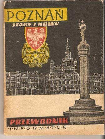 Poznaň - stará i nová (polsky)