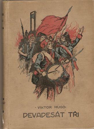 Devadesát tři - V. Hugo (1923)