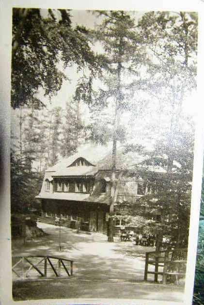 Chata u Jeskyní - Javoříčko