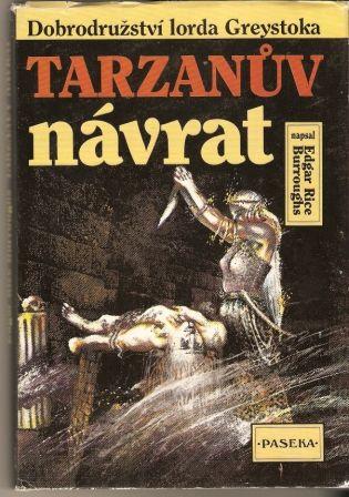 Tarzanův návrat - E. R. Burroughs