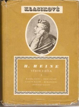 Výbor z díla 1 a 2 - H. Heine