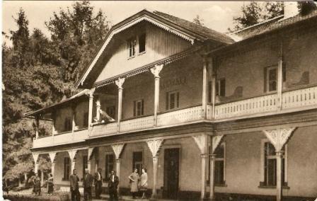 Lázně Mšené u Budyně nad Ohří