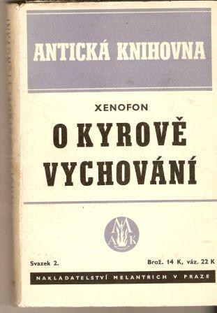 O Kyrově vychování - Xenofon