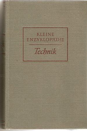 Kleine Encyklopädie - Technik (německy)