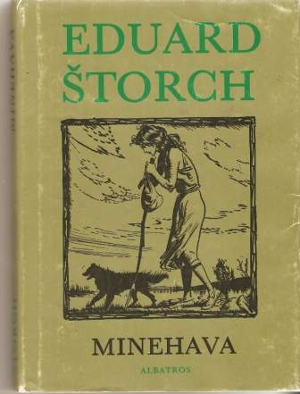 Minehava - E. Štorch, il. Z. Burian