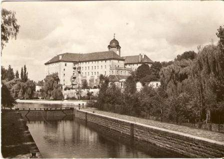 Poděbrady - zámek