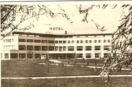 Otrokovice - hotel