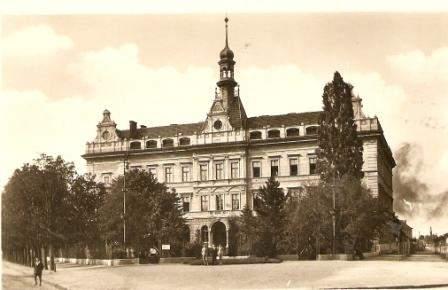Holešov - gymnázium