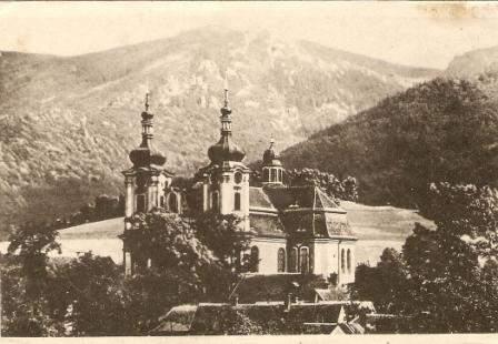 Hejnice - poutní chrám