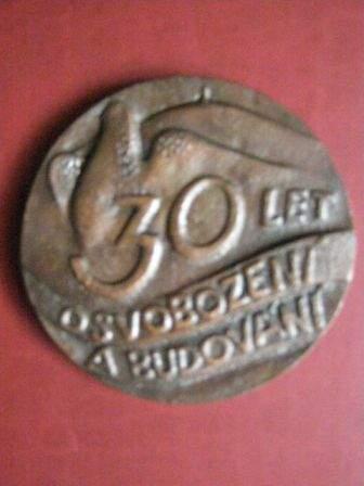 Bruntál - 30 let osvobození a budování (1945 - 1975)