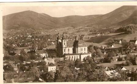 Hejnice - Jizerské hory