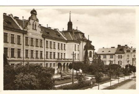 Benešov u Prahy - gymnázium