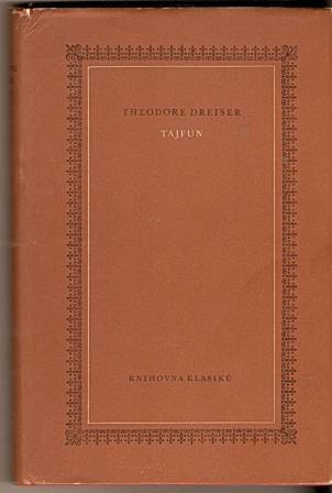 Tajfun - T. Dreiser