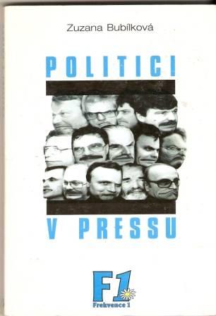 Politici v pressu - Z. Bubílková