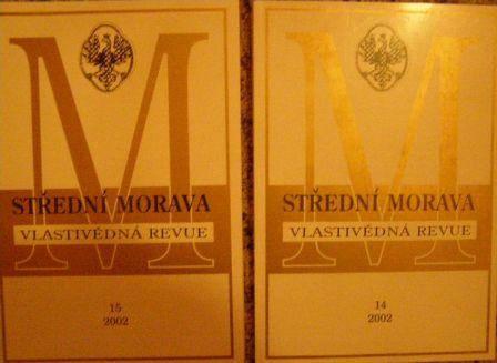 Vlastivědná revue střední Moravy, 14 a 15/2002
