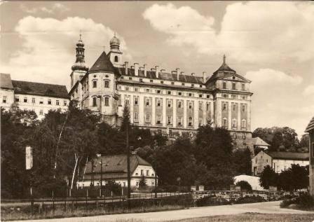 Broumov - klášter