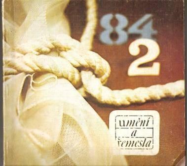Umění a řemesla - 2/1984