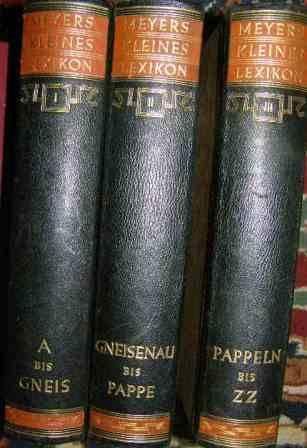 encyklopedie, slovník