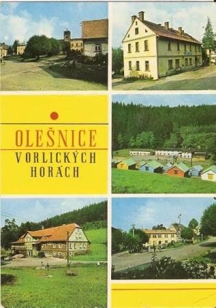 Olešnice - Orlické hory