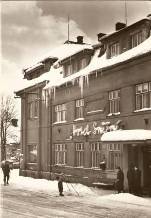 Sněžné - hotel Sněžné